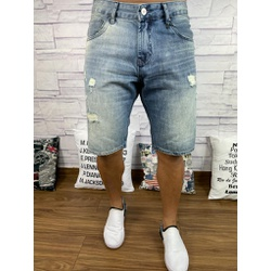 Bermuda Jeans Armani - BJA09 - RP IMPORTS