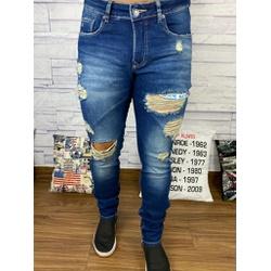Calça Jeans Calvin Klein C⭐ - CK61 - DROPA AQUI