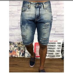 Bermuda Jeans Lct⭐ - Shopgrife