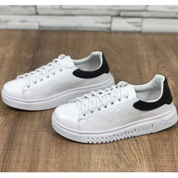 Tenis Armani Branco - TAR03 - Out in Store