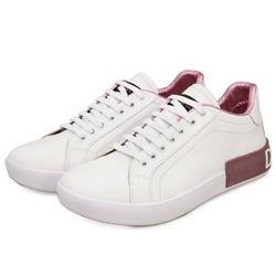 Tenis Dolce Gabbana Branco Rosa G3 ✅ - TNDG25 - Queiroz Distribuidora Multimarcas