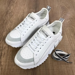 Tenis Dolce Gabbana Branco G6✅ - TNDG18 - Out in Store