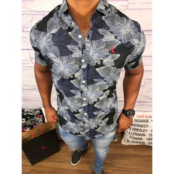 Camisa Social Manga Curta Rv⭐ - RVCR58 - Out in Store
