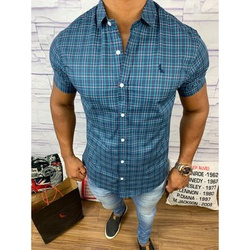 Camisa Social Manga Curta Rv⭐ - RVCF75 - Out in Store