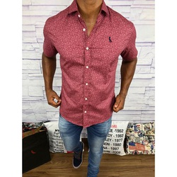 Camisa Social Manga Curta Rv⭐ - RVCF94 - Out in Store