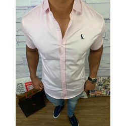 Camisa Social Manga Curta Rv⭐ - RVCE34 - Out in Store