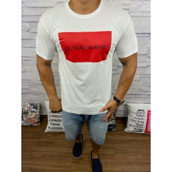 Camiseta CK Branco - Shopgrife