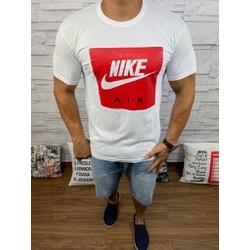 Camiseta Nik Branco⭐ - Shopgrife