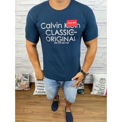 Camiseta CK Marinho - Shopgrife