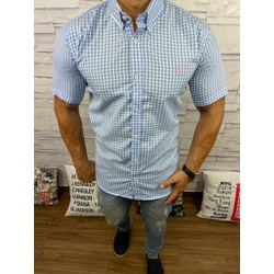 Camisa Manga Curta Rl ⭐ - CRLMC75 - RP IMPORTS