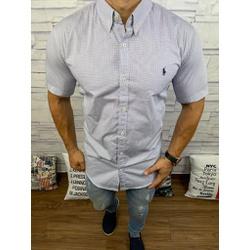 Camisa Manga Curta Rl Dth Azul Marinho - CRLMC78 - RP IMPORTS
