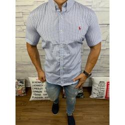 Camisa Manga Curta RL Azul Marinho⭐ - CRLMC83 - RP IMPORTS