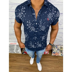 Camisa Social Manga Curta Rv⭐ - RSVCM22 - Out in Store