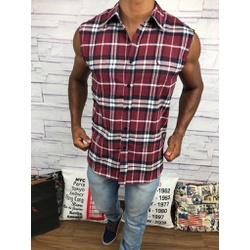 Camisa Manga Curta Rv⭐ - CMCRV19 - Queiroz Distribuidora Multimarcas