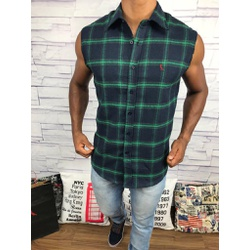 Camisa Manga Curta Rv⭐ - CSMRV21 - Queiroz Distribuidora Multimarcas