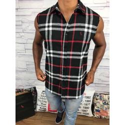 Camisa Manga Curta Rv⭐ - CSMRV23 - Queiroz Distribuidora Multimarcas