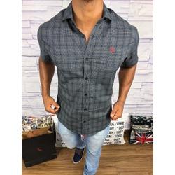 Camisa Manga Curta Rv⭐ - Shopgrife