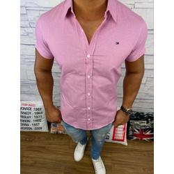Camisa Manga Curta Tommy - Roxa ⭐ - cmsth6 - RP IMPORTS