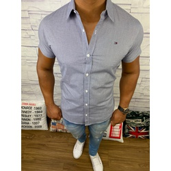 Camisa Manga Curta Tommy ⭐ - cmsth8 - RP IMPORTS