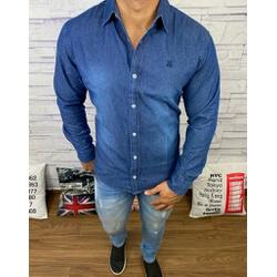 Camisa Social Jeans Jj - GHJ26 - RP IMPORTS