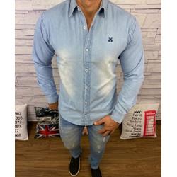 Camisa Social Jeans JJ ⭐ - GHJ27 - Out in Store