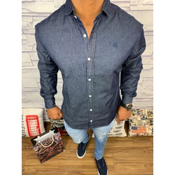 Camisa Social Jeans Jj ⭐ - DSC14 - RP IMPORTS
