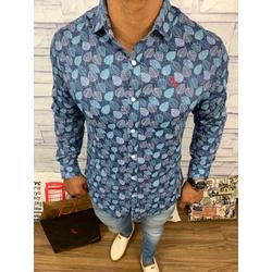 Camisa Social Manga Longa Rv ⭐ - EDCV87 - Out in Store