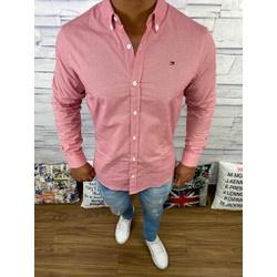 Camisa M.longa Tommy - Detalhada ⭐ - Shopgrife