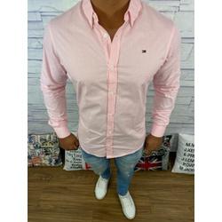 Camisa Tommy Hilfiger-tecido- Flanelado - Manga Lo... - RP IMPORTS
