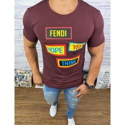 Camiseta Fendi - CF5 - RP IMPORTS