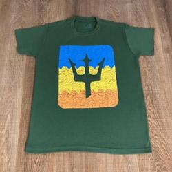 Camiseta OSK Malhao Verde⭐ - COKM101 - Out in Store