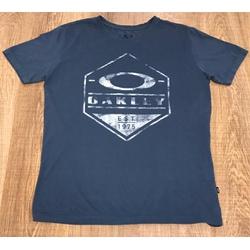 Camiseta Oakley ⭐ - QS15 - DROPA AQUI