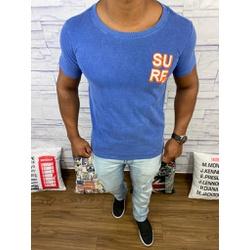 Camiseta OSK - Azul - Shopgrife