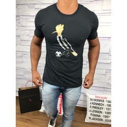 Camiseta Rsv Preto ⭐ - CMTRV40 - VITRINE SHOPS