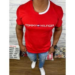 Camiseta Tommy Hilfiger - Diferenciada - CTHV11 - Queiroz Distribuidora Multimarcas