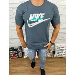 Camiseta Nik Cinza Escuro - Shopgrife