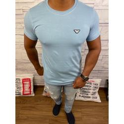 Camiseta Armani Azul Claro DFC - CA00147 - Out in Store