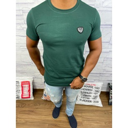 Camiseta Armani Verde DFC - CA00156 - Out in Store