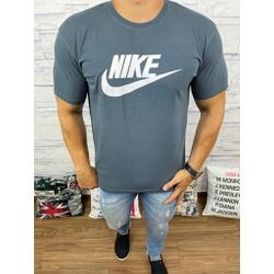 Camiseta Nik Chumbo escuro - Shopgrife