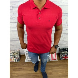 Polo TH Vermelho - PTHR01 - Out in Store