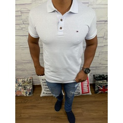 Polo TH Branco - PTHR05 - Out in Store