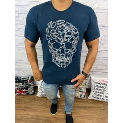 Camiseta Cavalera Marinho - Shopgrife