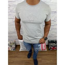 Camiseta Versace Cinza claro - CVC21 - DROPA AQUI