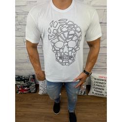 Camiseta Cavalera Branco - Shopgrife