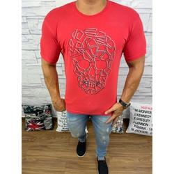 Camiseta Cavalera Vermelho - Shopgrife