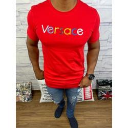 Camiseta Versace Vermelho - CVC30 - DROPA AQUI