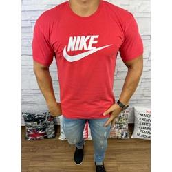 Camiseta Nik Vermelho - Shopgrife