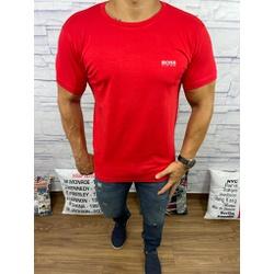 Camiseta Hugo Boss Vermelho - FCGH50 - RP IMPORTS