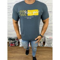 Camiseta CK Grafite - Shopgrife