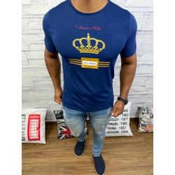 Camiseta Dolce G Marinho - CDG39 - Out in Store